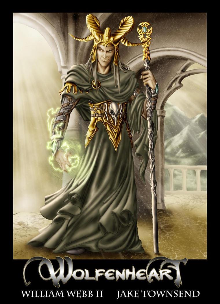 Wolfenheart 'Loki' by WilliamWebb