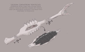 DW4 Legion - Tenticle Part WIP