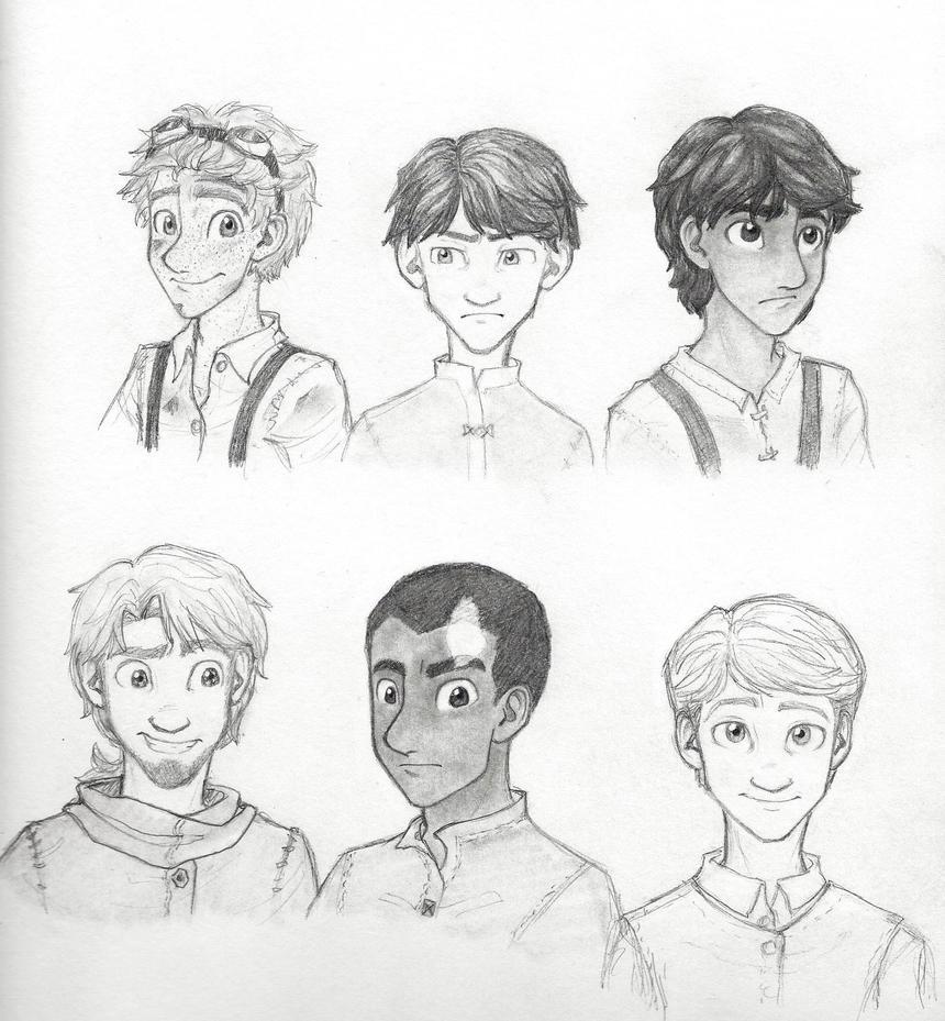 Some Boys by LOZ-Elisrilianfan