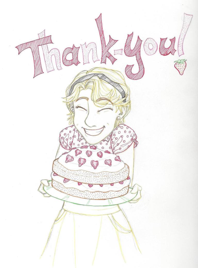 Thank you! by LOZ-Elisrilianfan