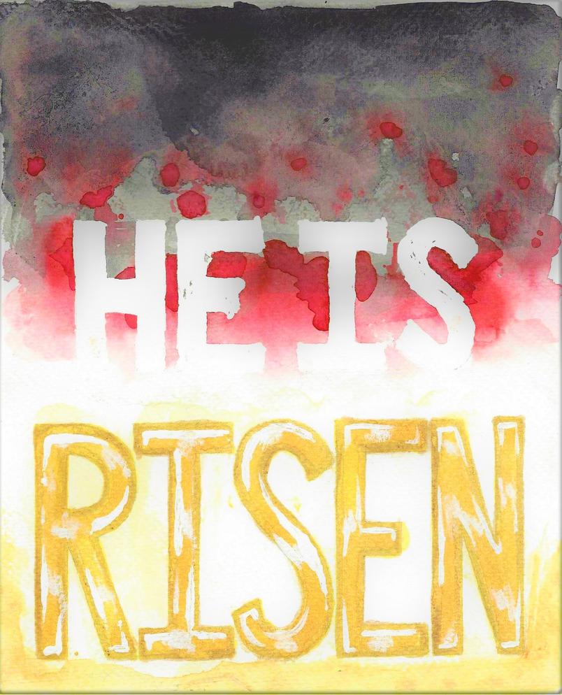 He is Risen! by LOZ-Elisrilianfan
