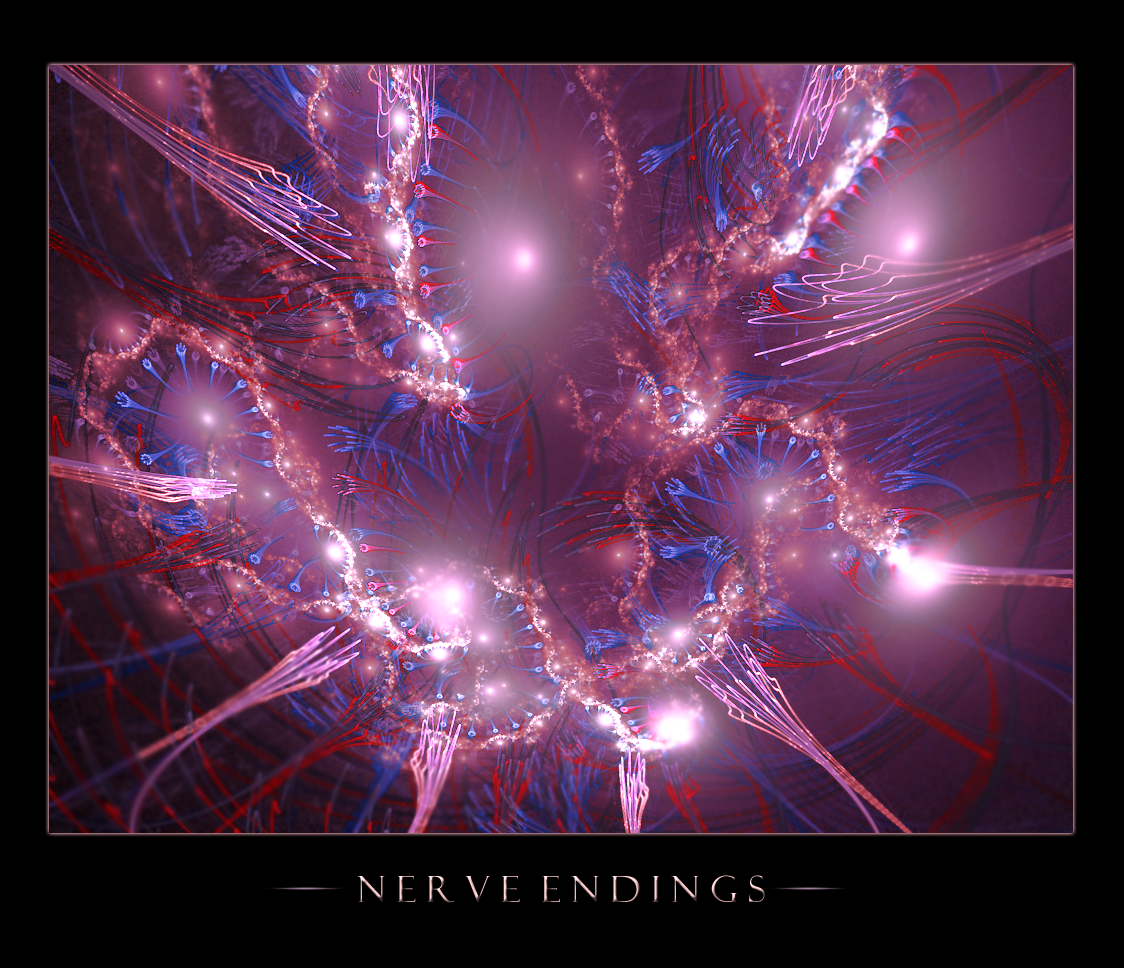 Nerve Endings by TsukinoHikari20