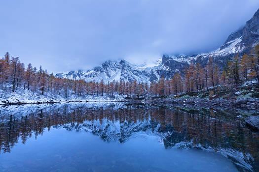 Black Lake Alpe Devero | Italy