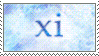 xi Stamp by kaiser-kaisen