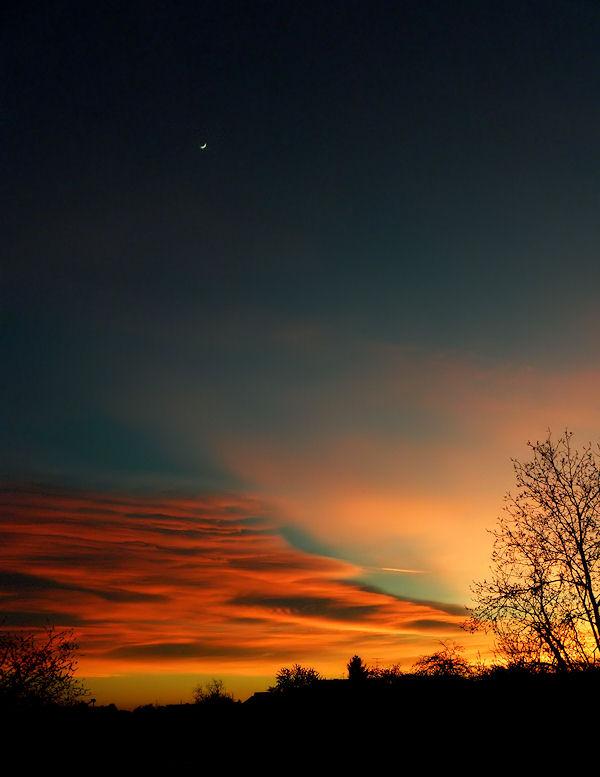 April sunset by Biljana1313