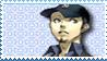 Persona 3 - Junpei Stamp by Vincolo