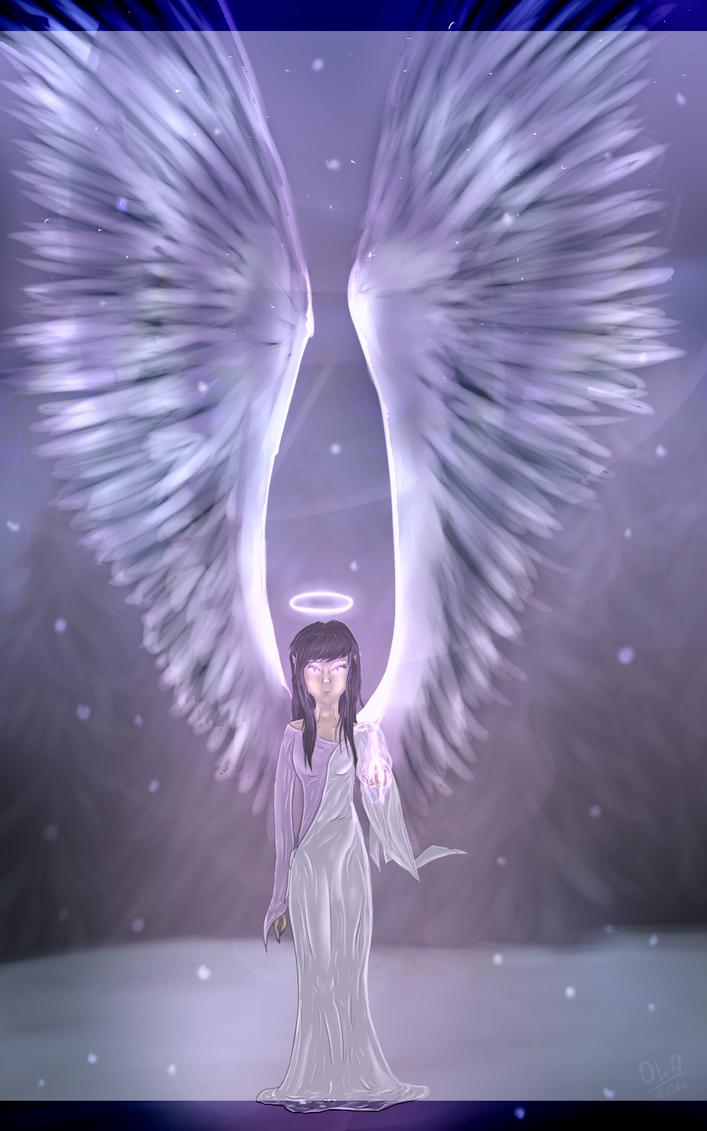Angel's Song by OlianaLastAngel