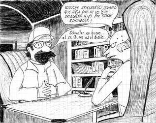 Senor Spielbergo by samoMD