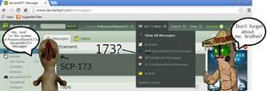 173 deviantWATCH Messages