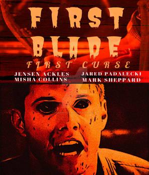 First Blade Poster