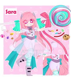 Sara referencia (Original Character)