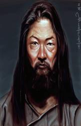 Temujin - Genghis Khan 2 by MelloMarrero