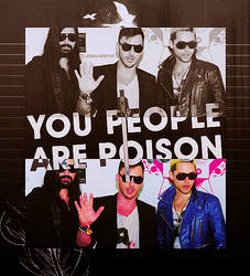 30STM: You People Are Poison by ClairuVampire