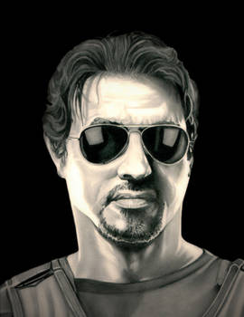 Sylvester Stallone - Barney Ross