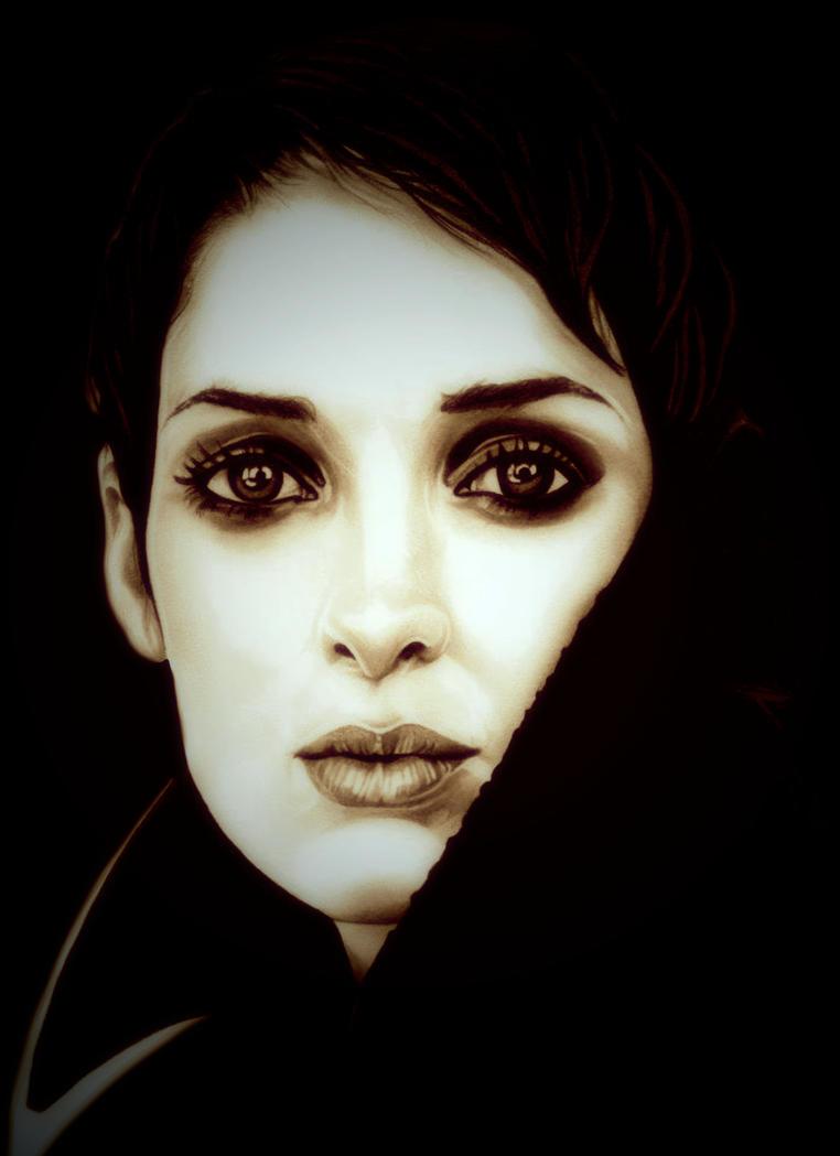 Winona Ryder by...