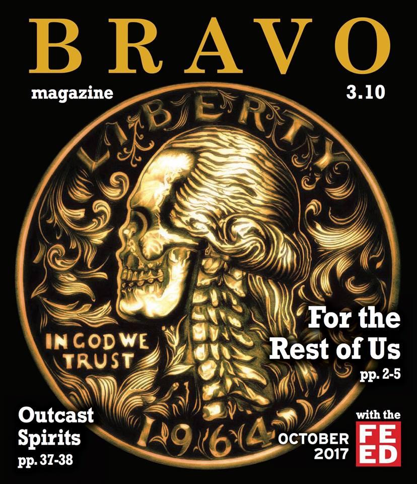 (2017)  BRAVO Magazine by TheNightGallery
