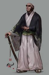 Hokuichi- Ninja Talkshow by HOON