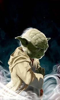 UNSHEATHED-a portrait of Yoda