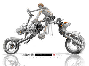 SHURIKEN: vehicle concept 2of3