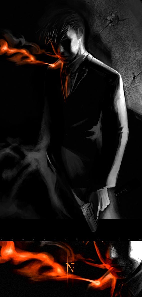 Noir by HOON
