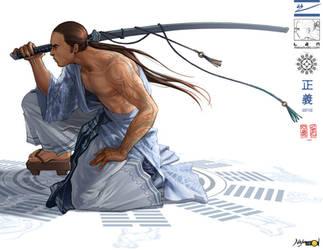 LAN- ninja talkshow concept by HOON