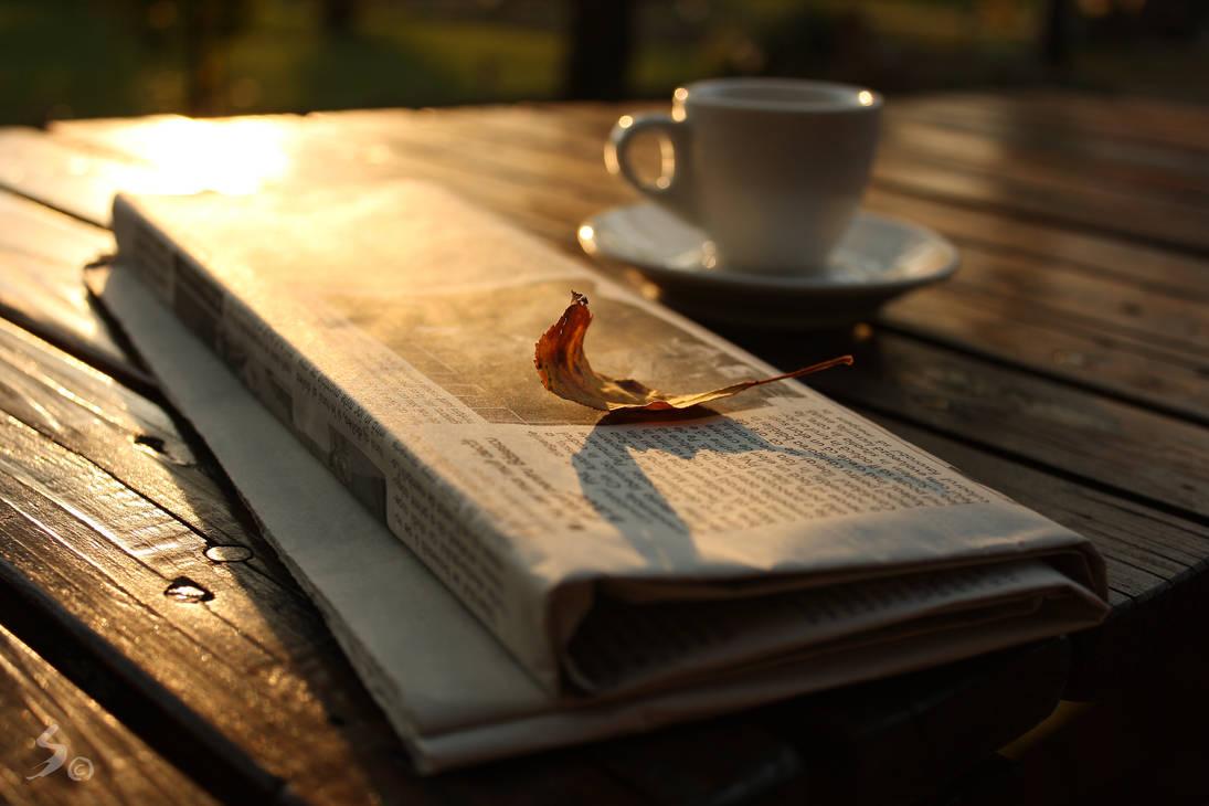 Late autumn coffe 2