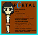 My Portal FC: Veronica Bell by QueenSilvia95