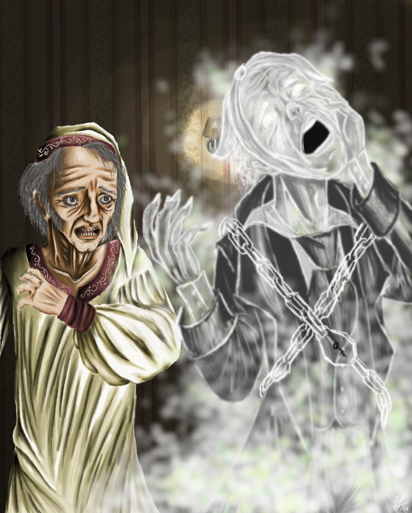 Ebenezer Scrooge Muppet Christmas Carol Jpg: Jacob Marley By NeoVictorian On DeviantArt