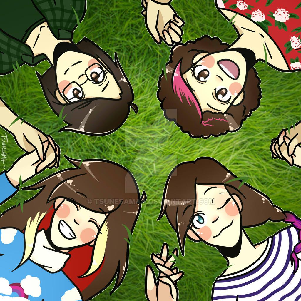 Friendship~ by Tsunesamaa