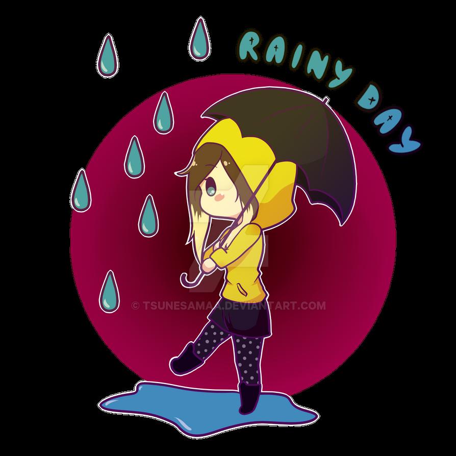 Rainy Day~ by Nyoonchan