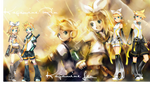 Kagamine Rin and Len Collage