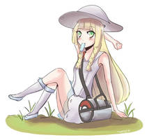 Lillie by Moonx3