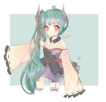 OC Mugi by Moonx3