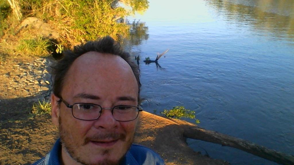 lets walk the  river walk by adamswondergarden