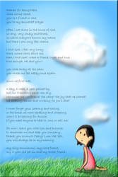 Poem for a petsis by pinkypig