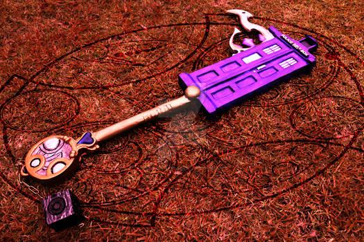 Temporal Schism 2- Doctor Who Keyblade