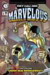 Marvelous #1 Cover (Powerverse Edition)