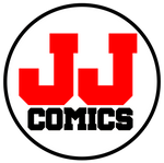 JJ COMICS (Official Brand Logo) by JJStudioComics