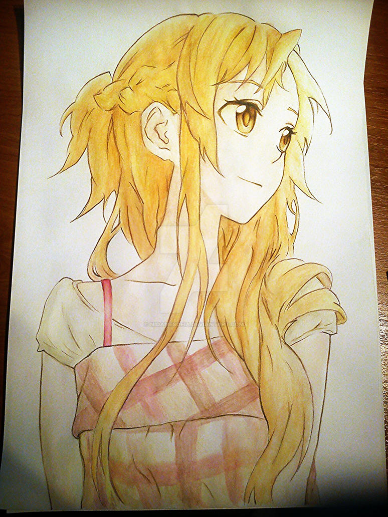 Asuna (SAO) by NidameSofia