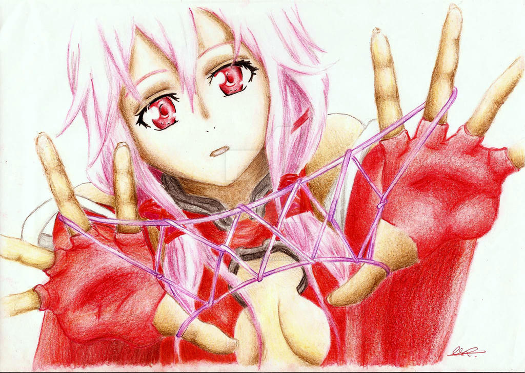 Inori Guilty Crown by NidameSofia