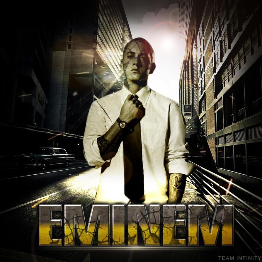 Eminem - CD Cover by CubedFX on DeviantArt