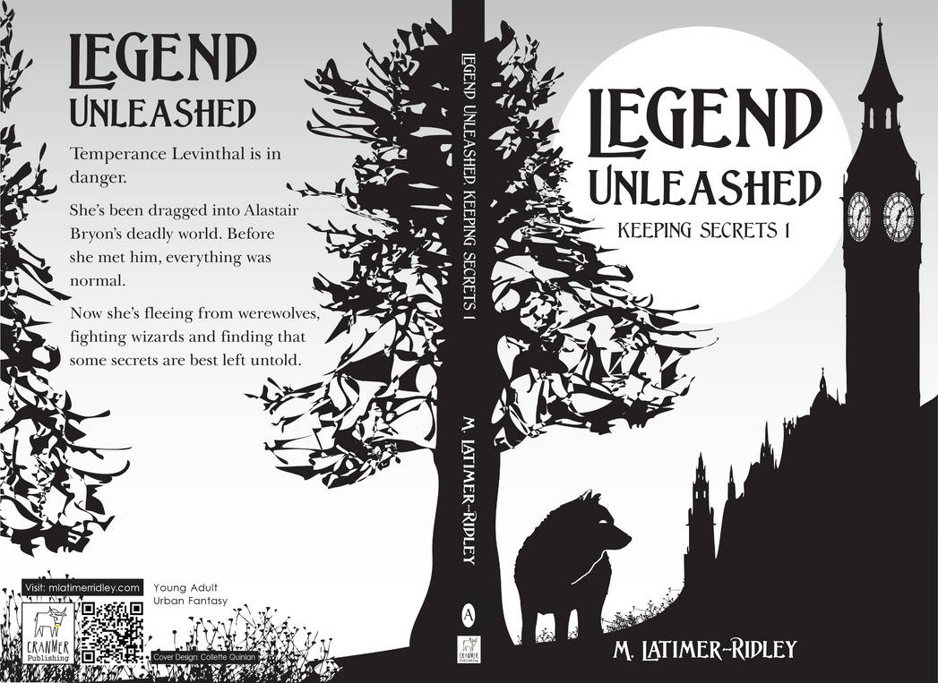 Legend Unleashed (Keeping Secrets 1)