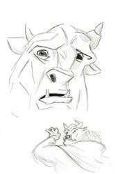 The Beast by mlatimerridley