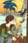 HTTYD: Hiccup and Astrid