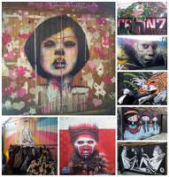 Camden Lock Streetart
