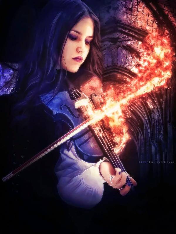 Inner Fire by Ntieyko