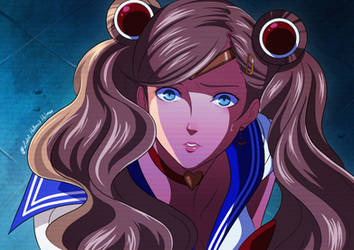 Sailor Ann by LestatHallwardHolmes