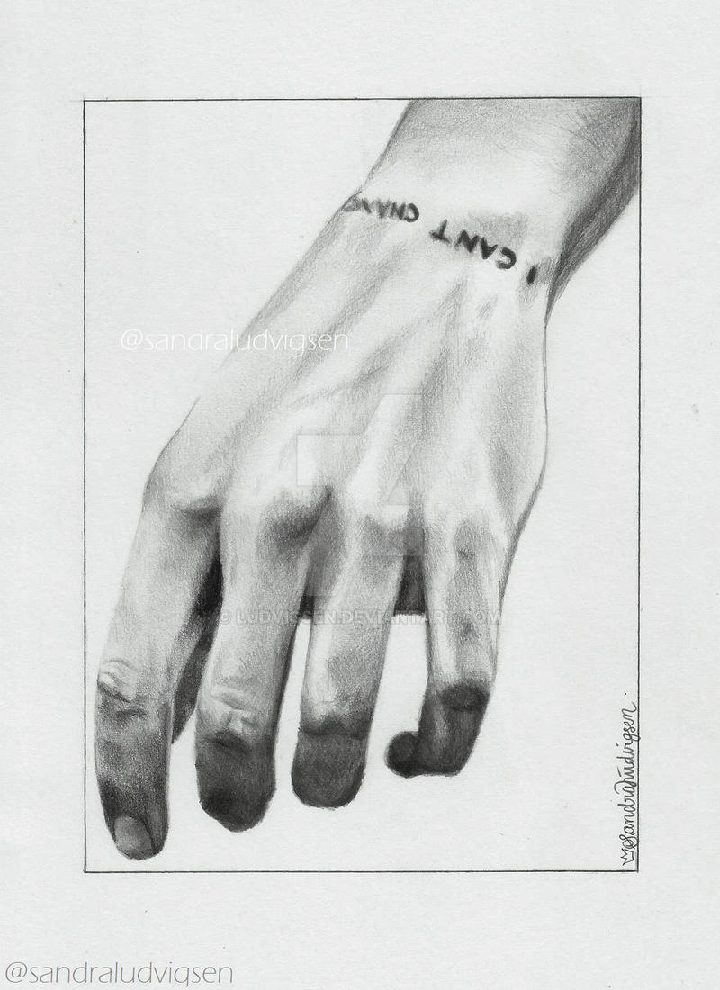 Harry Styles hand1 by ludvigsen