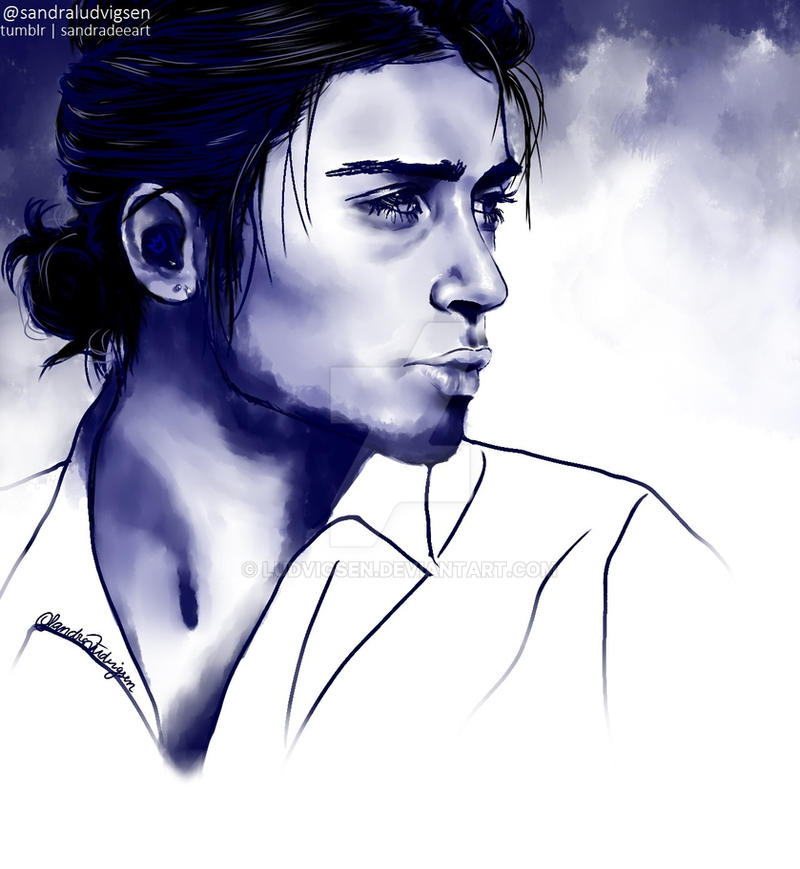 Zayn Malik Bun2 by ludvigsen