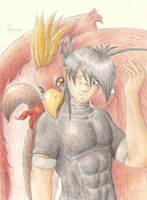 Art trade: Jago by Kagira